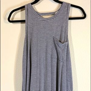 Easy to wear A-line trapeze dress